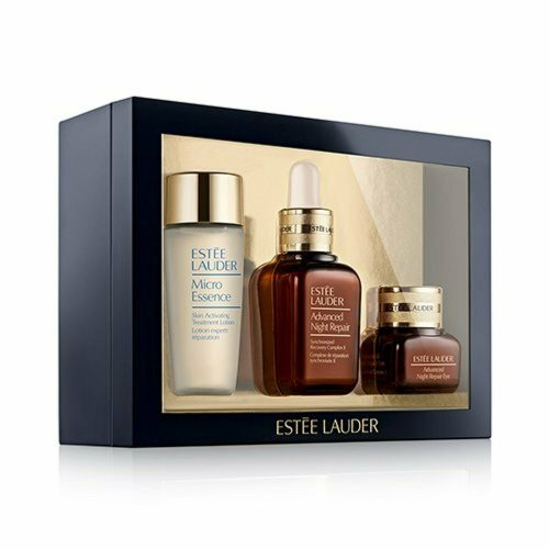 Estee Lauder Best Skincare Collection contain Advance Night repair+ Recovery + R
