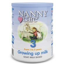 NANNYcare Stage 3 Growing Up Milk, 900g