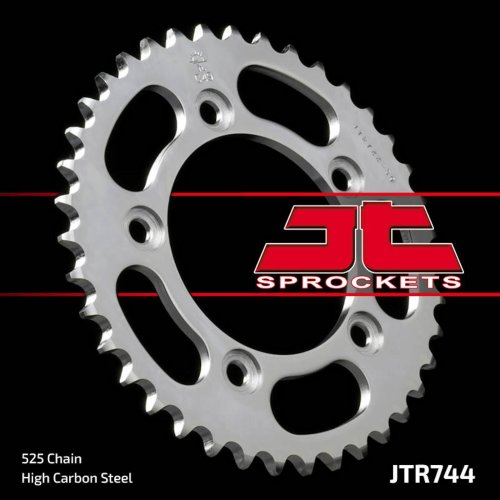 36 tooth JT rear sprocket 525 pitch for Ducati 749 999 03-07 S R Dark