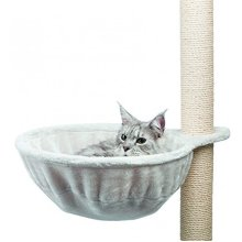 Cuddly Bag XL For Scratching Post, Ø 45 Cm, Light-grey - Trixie New Cat Post -  trixie scratching bag new cat post hammock bed nest platform lots