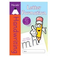 Morrells Handwriting Letter Formation Workbook 3
