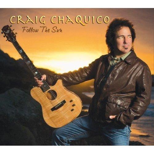 FOLLOW THE SUN - CHAQUICO CRAIG [CD]