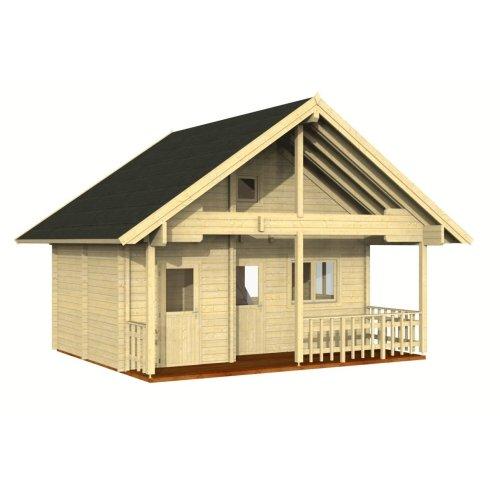 Harmony Air B & B Mobile Log Home