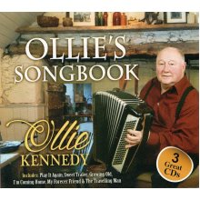 Ollie Kennedy - Olle's Songbook 3CD