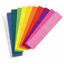 Pbx2470288 - Playbox - Crepe-paper Set (11 Colours) - 160 X 54 Cm