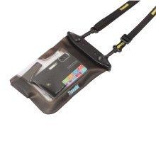 "5.5""*4.1""BROWN Waterproof Underwater Swimming Diving Card Camera Dry Bag Pouch"