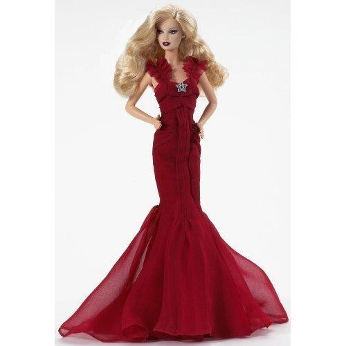 Barbie Heart Association Doll