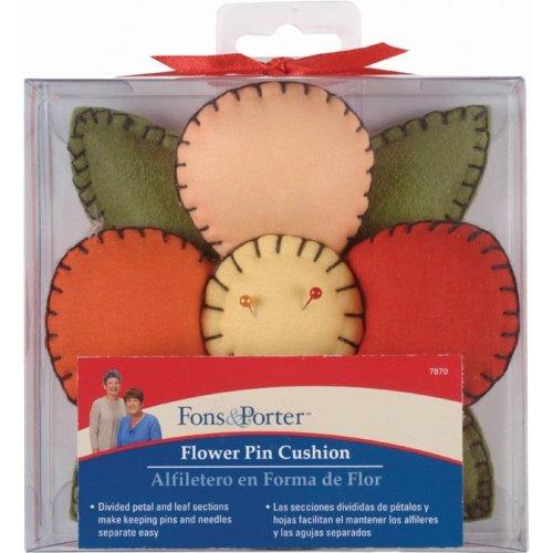 Fons & Porter Novelty Pincushion-Flower