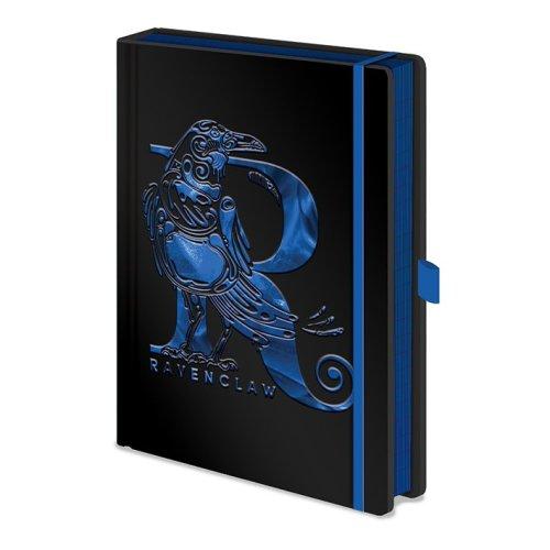 Harry Potter (Ravenclaw Foil)  Premium A5 Notebook
