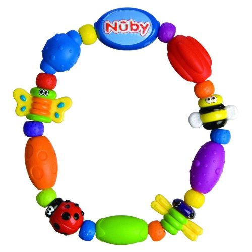 Nuby Bug a Loop Teether Chain