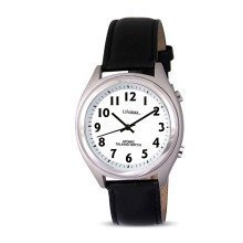 LIfemax Gents Talking Wrist Watch - RNIB Approved Watch - Radio Control