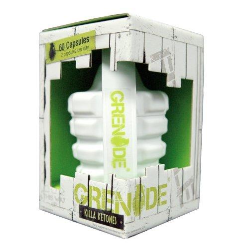 Grenade Killa Ketones - 60 Capsules