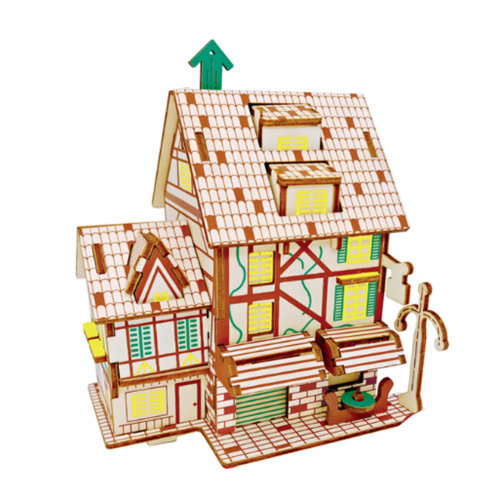 3D Jigsaw Puzzle Kids Educational Toys