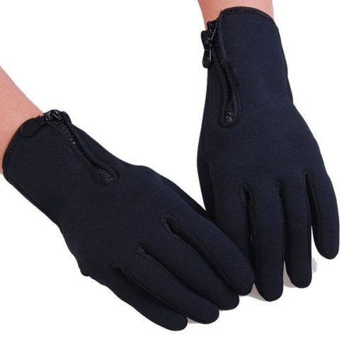 Outdoor Winter Sports Bike Skiing Touch Screen Gloves