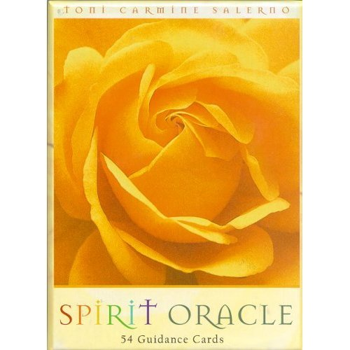 Spirit Oracle: 54 Guidance Cards, Book and Oracle Card Set