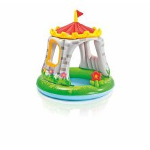 Intex 57122 Royal Castle Kiddie Inflatable Pool Toy Children Water Play game