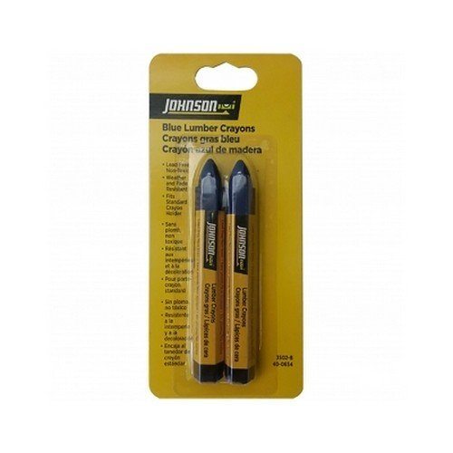 Johnson JL3502-B Lumber Crayons Blue