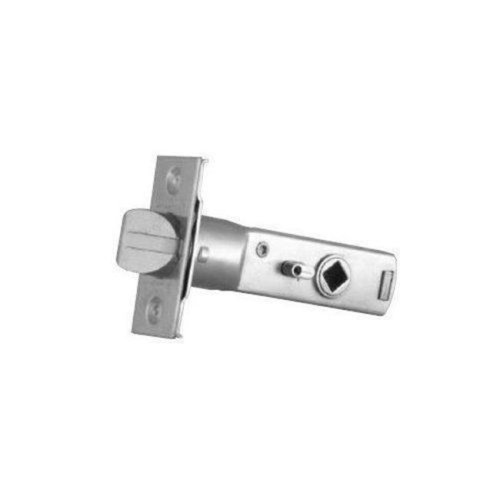 Baldwin 5523112P 2.75 in. Estate Square Corner Privacy Latch for Backset, Venetian Bronze