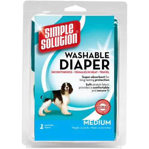 Simple Solutions Washable Diaper-Medium