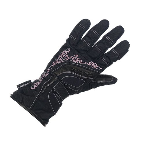 Richa Elegance Pink Ladies Motorcycle Gloves