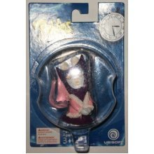 """Raving Rabbids """"Travel in Time"""" Collectible Figurine - """"Medieval girl """""""