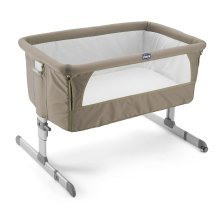 Chicco Next2me Side-sleeping Crib Dove Grey
