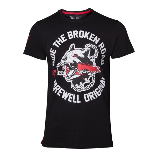 Day's Gone - Broken Road - Official T-Shirt SIZE L by Difuzed