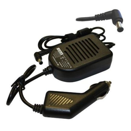 Sony Vaio VPC-W11S1E/T Compatible Laptop Power DC Adapter Car Charger