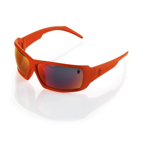 Scruffs Eagle Safety Specs Anti-Fog, UV Protection - Orange