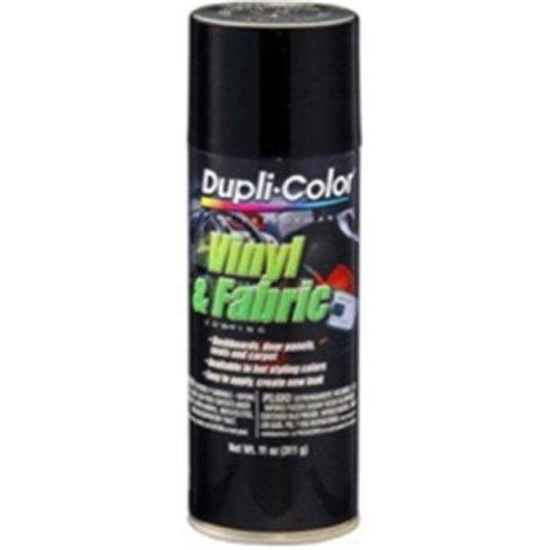 Krylon HVP104 11 oz High Performance Vinyl & Fabric Spray, Gloss Black