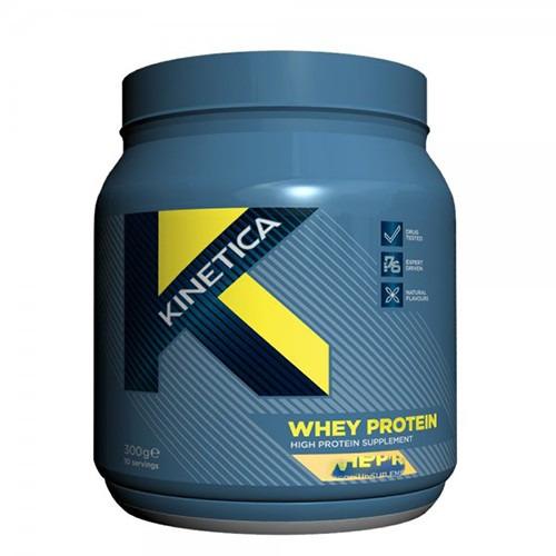 Kinetica Convenience Whey Protein Vanilla 300g  Advanced High Protein Formula Design