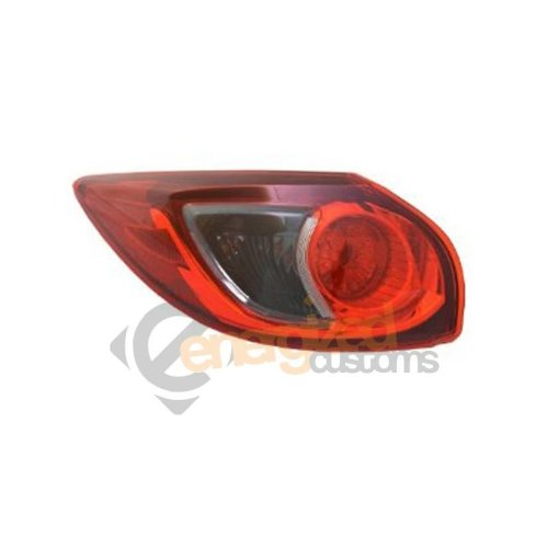 Mazda Cx-5 2012-2015 Outer Rear Tail Light Passenger Side N/s