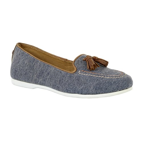 Chatham Eclipse Textile Slip-On Loafers