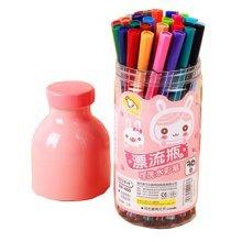 Children Multicolor Washable Crayons/Non-toxic Color Pens, 24ct (Random Color)