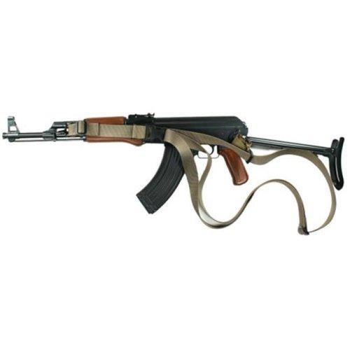 Specter Gear 118 BLK CQB Sling, AK-47, Folding Stock, Black