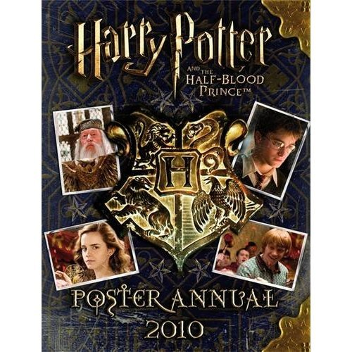 Harry Potter: Poster Annual 2010