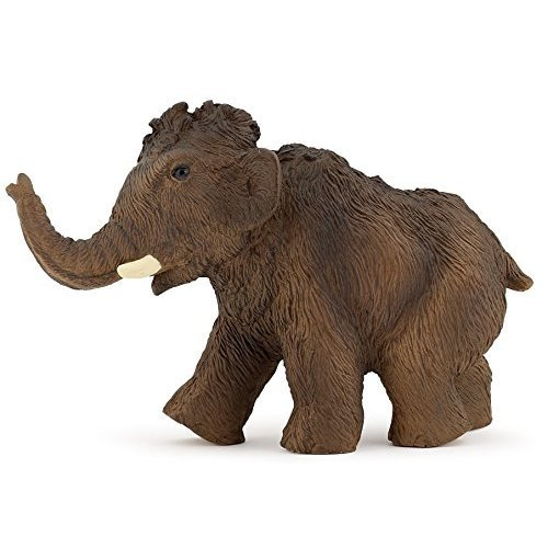 "Papo ""Young Mammoth"" Figure (Multi-Colour)"