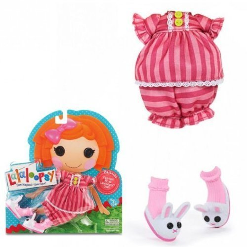 Lalaloopsy - Outfit fashion pajama set striped clothes