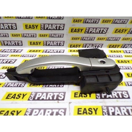 FORD FIESTA DRIVER SIDE FRONT EXTERIOR DOOR HANDLE P/N 2S61-A224A36-AB