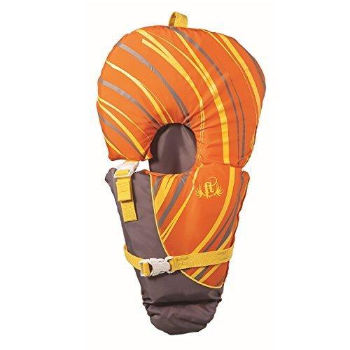 Full Throttle Infant Baby-Safe Vest, Orange