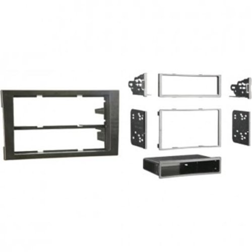 Metra MEC999107B 2002 - 2008 Audi A4 & S4 Single or Double-DIN Installation Kit