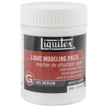 Liquitex Light Modeling Paste-8oz