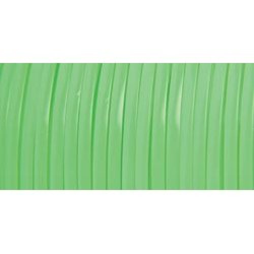 """Rexlace Plastic Lacing .0938""""X100yd-Neon Green"""