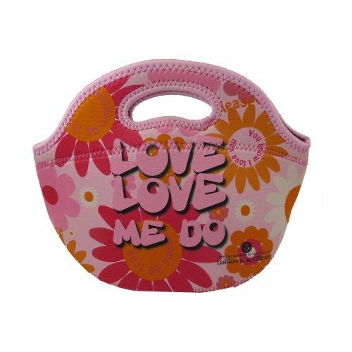 Lennon & McCartney Lunch Bag - Love Me Do