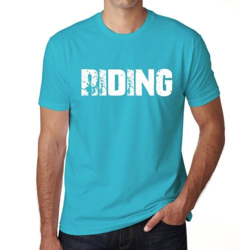 2a3b066c4 RIDING Men's Short Sleeve Rounded Neck T-shirt on OnBuy
