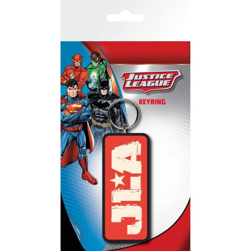 Dc Comics Justice League Jla Keyring