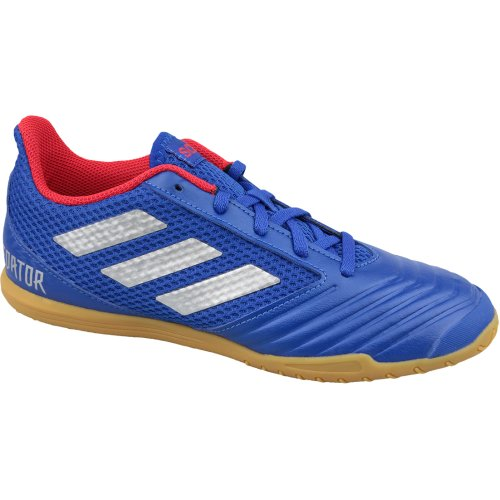 adidas Predator 19.4 IN BB9083 Mens Blue indoor football trainers