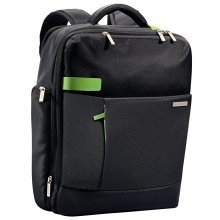 "Leitz Smart Traveller 15.6"" Notebook backpack Black"