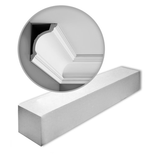 Orac Decor C217 LUXXUS 1 Box 12 pieces Cornices Mouldings | 24 m