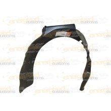 Fiat Panda 2004-2011 Front Wing Arch Liner Splashguard Left N/s